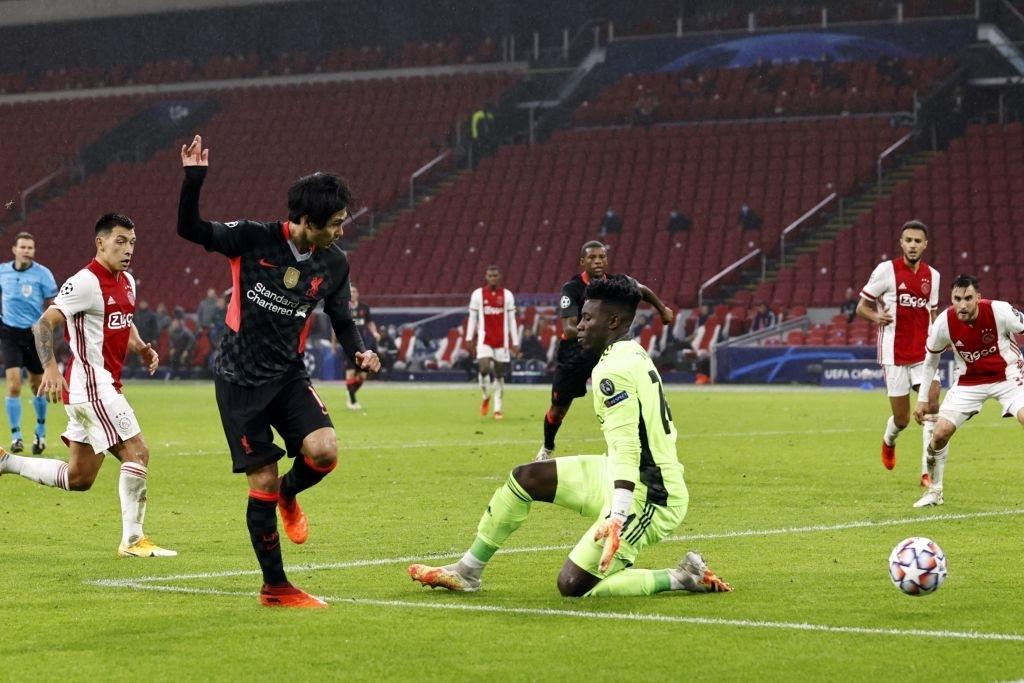 Trận đầu vắng trung vệ thép Van Dijk, Liverpool chật vật giành 3 điểm nhờ bàn thắng may mắn - Ảnh 6.