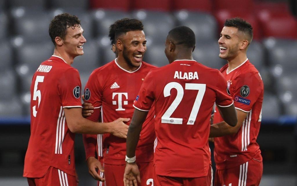 Bayern Munich huỷ diệt Atletico 4 bàn không gỡ