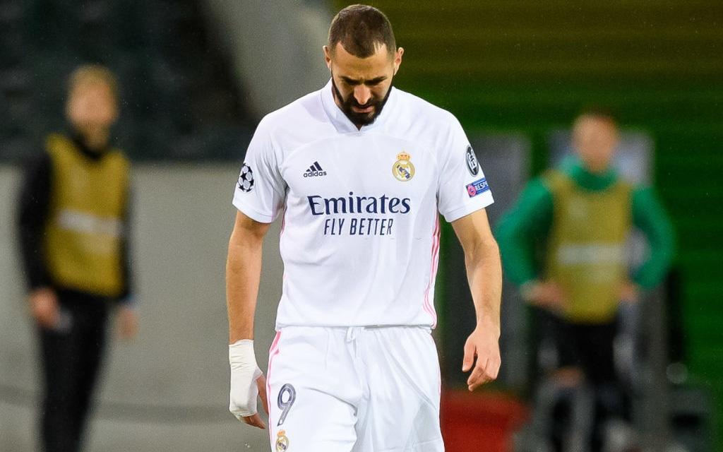 Real xếp bét bảng Champions League sau trận hòa hú vía trước đối thủ kém xa về danh tiếng