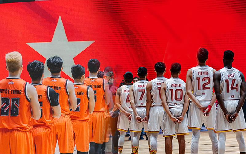"""Danang Dragons và Saigon Heat """"bắt tay"""" trước trận chiến vì trẻ em miền Trung"""