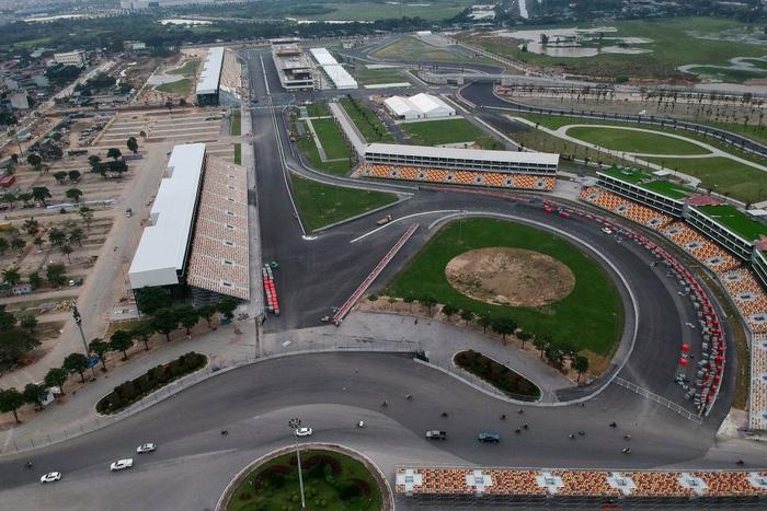 Việt Nam không đăng cai chặng F1 năm 2021? - Ảnh 1.