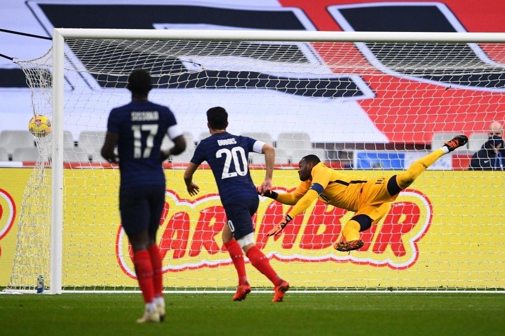 """Ronaldo """"nổ súng"""" giúp Bồ Đào Nha thắng 7-0, Pháp thua sốc 0-2 trước đối thủ dưới cơ - Ảnh 7."""