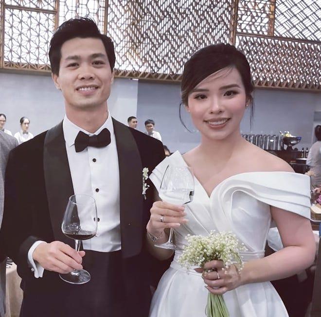 Tại sao đám cưới Công Phượng – Viên Minh phải tổ chức kín đáo? - Ảnh 1.