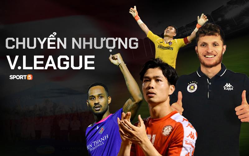 Chuyển nhượng mới nhất V.League: Hà Nội FC chờ đón tiền đạo chất lượng từ Viettel FC