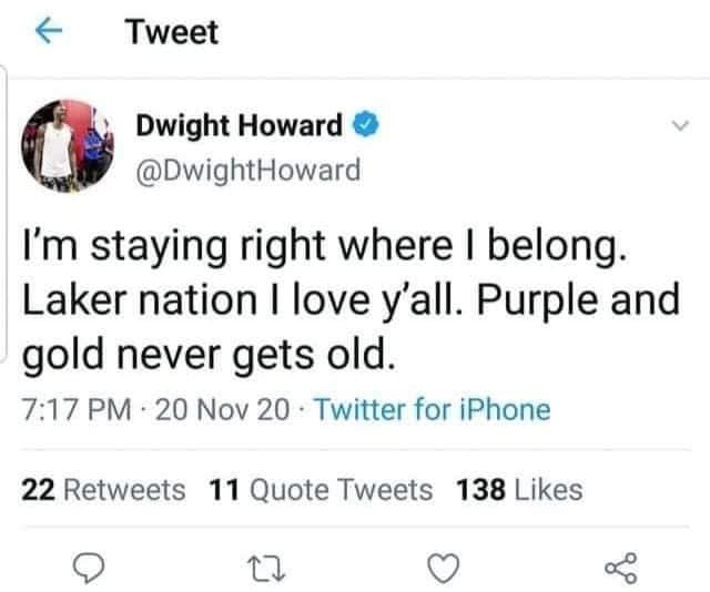 """Dwight Howard """"quay xe"""" ngoạn mục, từ bỏ Los Angeles Lakers để cập bến Philadelphia 76ers - Ảnh 1."""