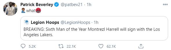 """Dứt áo khỏi Los Angeles Clippers, """"Cầu thủ dự bị của năm"""" gia nhập kình địch cùng thành phố và phản ứng bất ngờ của người trong cuộc - Ảnh 4."""