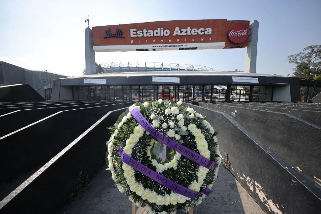 Xúc động bức họa tưởng nhớ Maradona trên nền căn nhà đổ nát giữa vùng chiến sự - ảnh 10