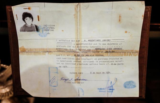 Khám phá căn nhà thuở chưa nổi tiếng của Maradona, sẽ là nơi yên nghỉ cuối cùng của Cậu bé Vàng - ảnh 3