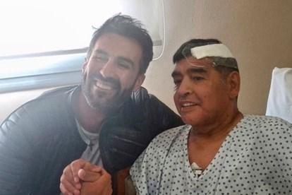Luật sư của Maradona đề nghị mở cuộc điều tra về thời gian di chuyển của xe cấp cứu - Ảnh 1.