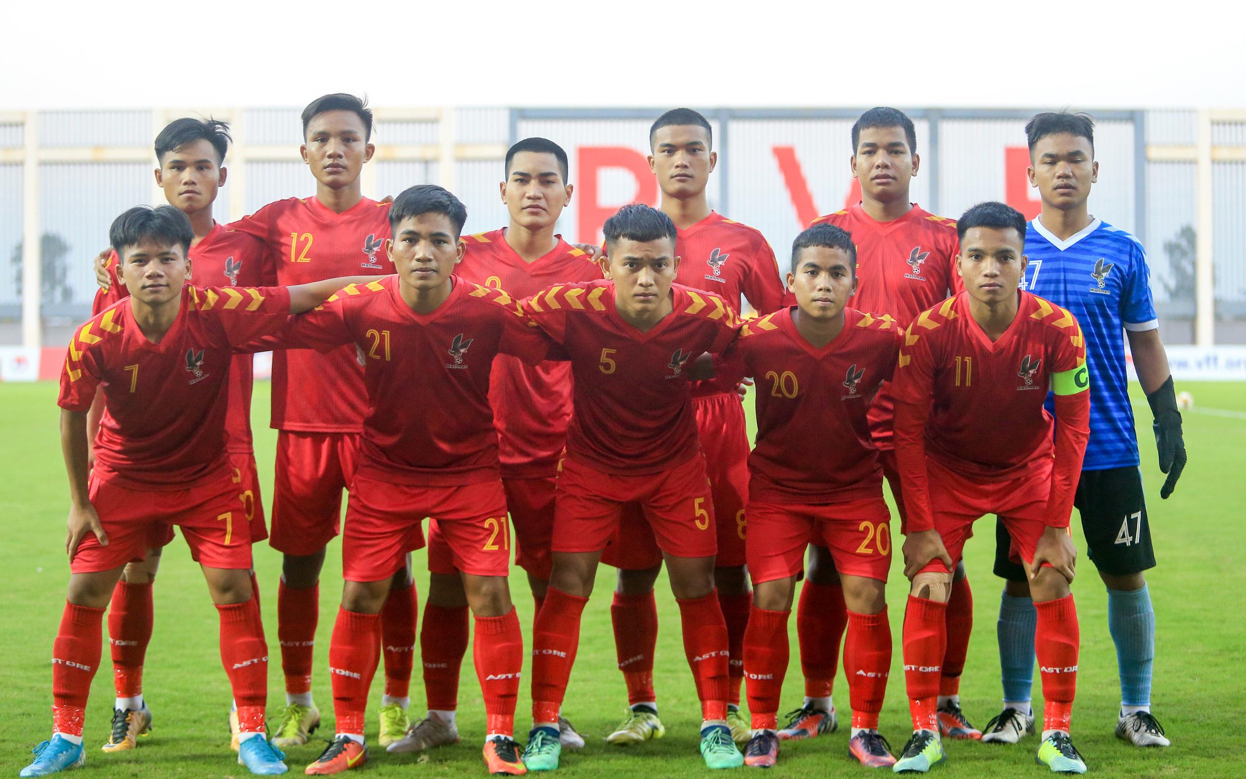 Đội bóng đặc biệt ở U17 Cúp QG: HLV trưởng là bạn thầy Park, gồm toàn cầu thủ dân tộc thiểu số