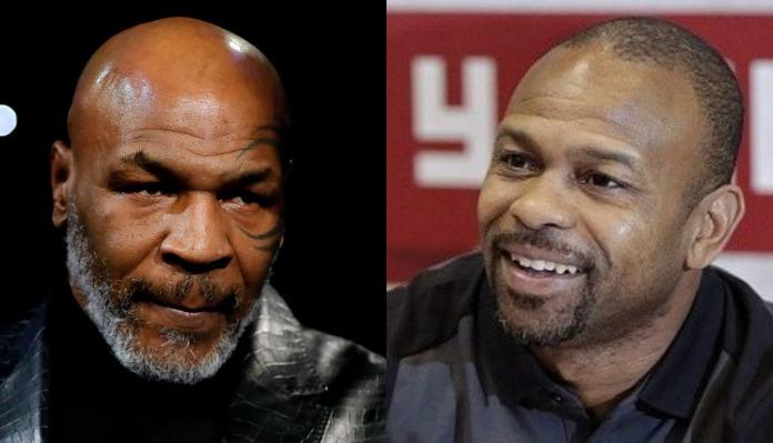 """Mike Tyson """"lỡ tay"""" đấm bay răng của bạn tập - Ảnh 3."""