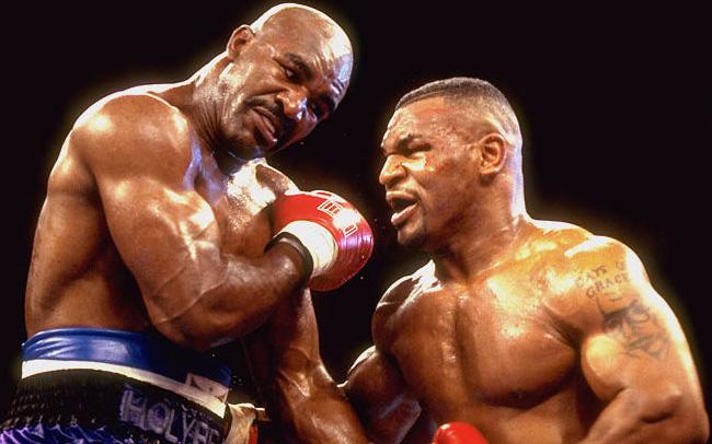 """Evander Holyfield chính thức gửi chiến thư tới Mike Tyson, tuyên bố sẵn sàng cho trận """"Siêu kinh điển"""" thứ 3"""