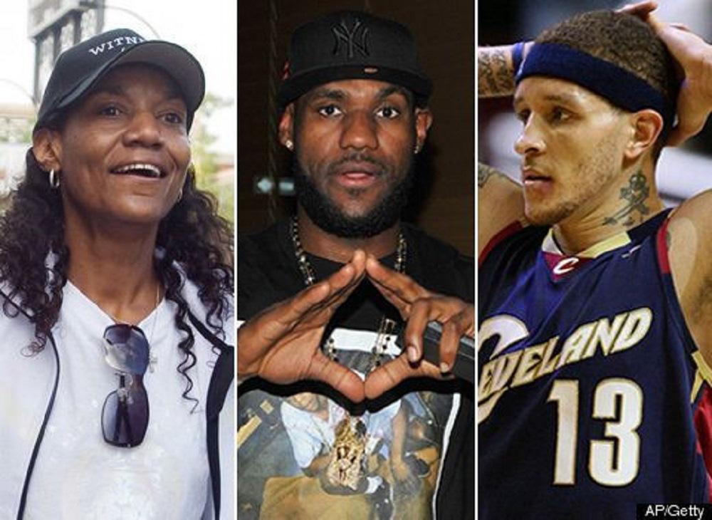 Delonte West, thực hư về mối quan hệ mờ ám với mẹ LeBron James và cái kết buồn của một ngôi sao NBA - Ảnh 1.