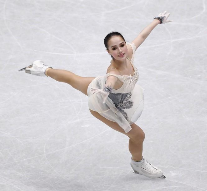 'Thiên thần' trượt băng được ông Putin chúc mừng sinh nhật - Ảnh 1.