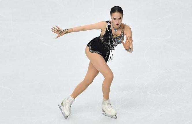 'Thiên thần' trượt băng được ông Putin chúc mừng sinh nhật - Ảnh 2.