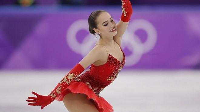 'Thiên thần' trượt băng được ông Putin chúc mừng sinh nhật - Ảnh 10.