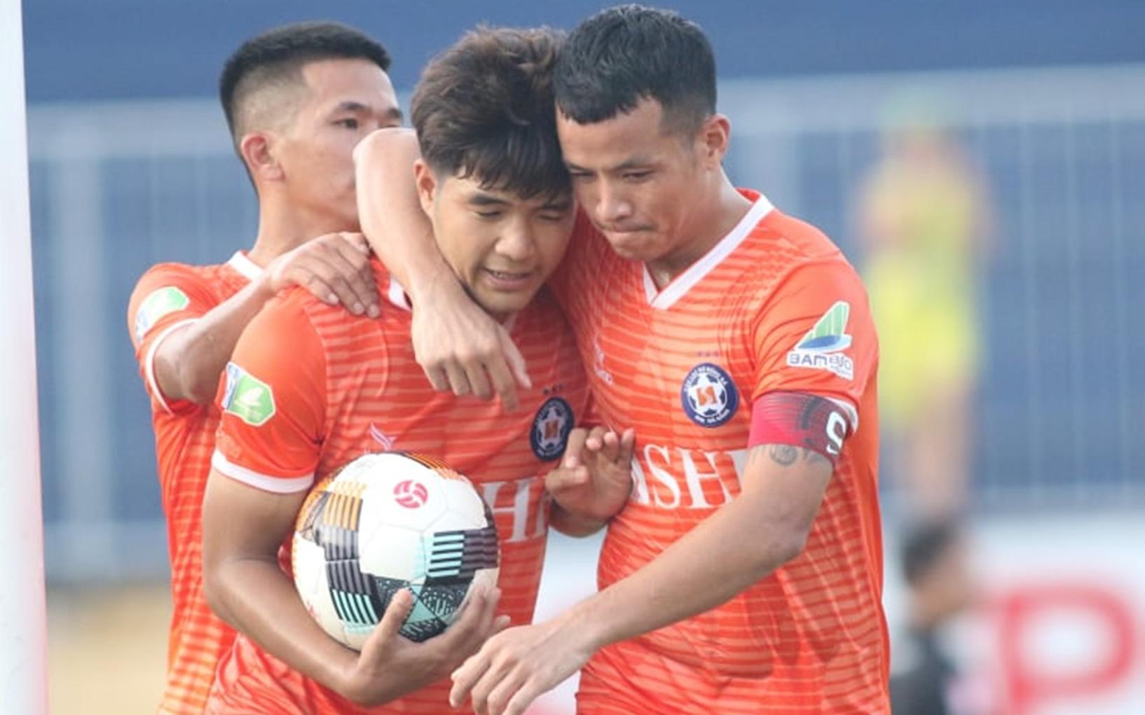 Cúp Quốc gia 2020: Đức Chinh tỏa sáng giúp Đà Nẵng đi tiếp, đội bóng Hạng Nhất mang đến cú sốc lớn