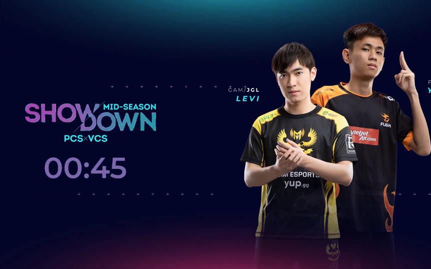 Team Flash và GAM Esports đồng loạt thảm bại trong trận ra quân tại Mid Season Showdown, 2 đại diện PCS quá mạnh!
