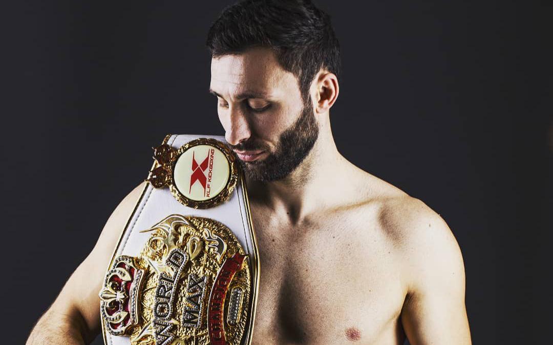 Kickboxer hạng 9 thế giới chính thức gia nhập ONE Championship