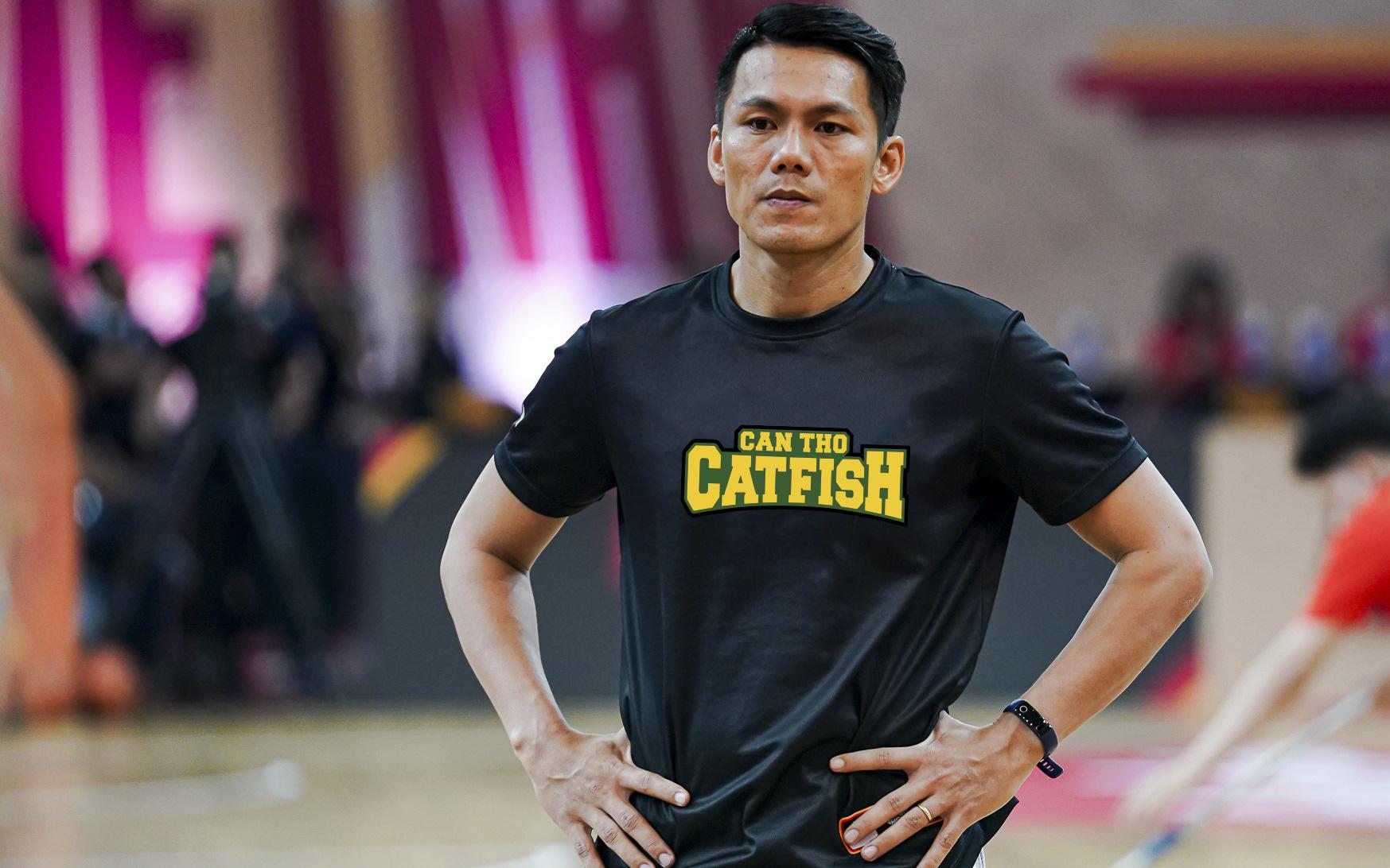 Cantho Catfish công bố bản hợp đồng với tân HLV Tô Trung nhưng vẫn quyết giữ kín danh tính thuyền trưởng mùa giải VBA 2020