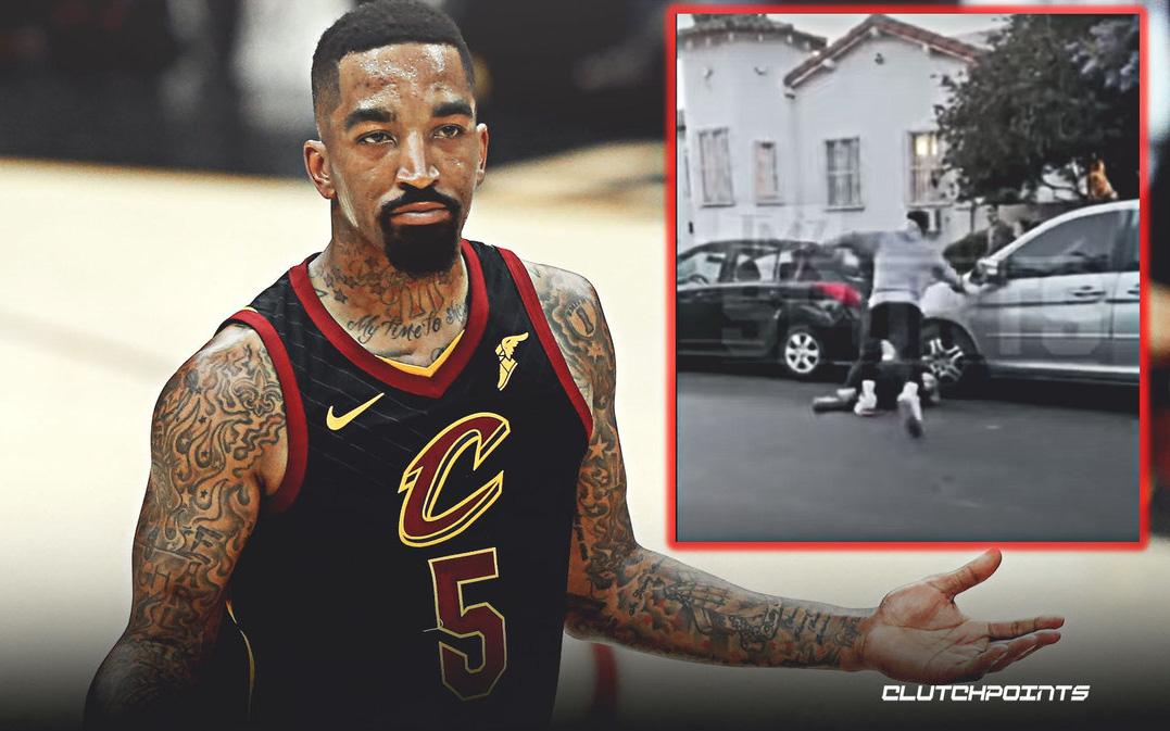 JR Smith trần tình lý do vì sao anh đánh đập một thanh niên da ...