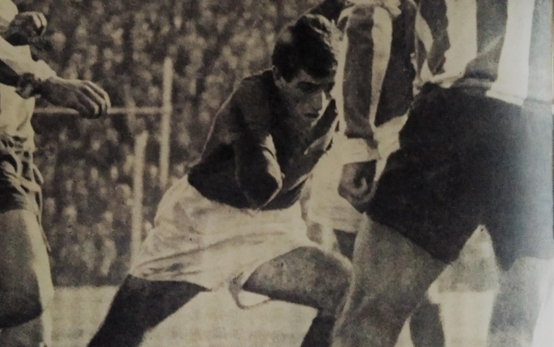 Victorio Casa và câu chuyện phi thường về cầu thủ bóng đá cụt tay vì một… trận mưa