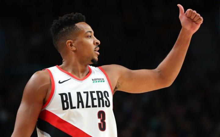 CJ McCollum đồng ý với quyết định của BLĐ Portland Trail Blazers khi bỏ phiếu chống cho phương án trở lại của NBA 2019/2020