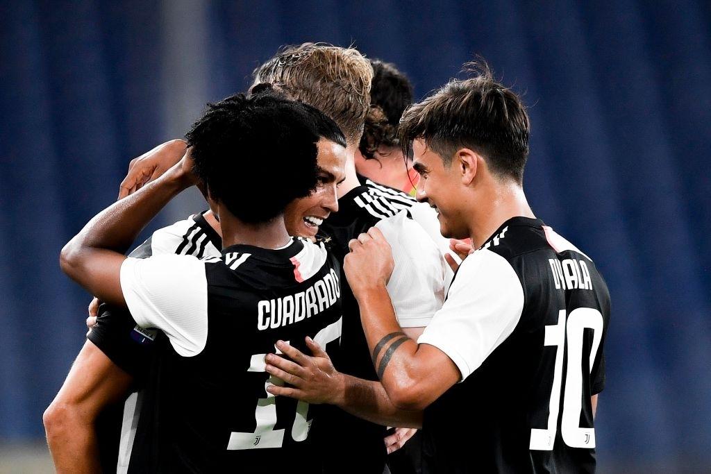 Ronaldo lại ghi bàn đẳng cấp giúp Juventus tiếp tục bay cao trên ngôi đầu Serie A - Ảnh 8.