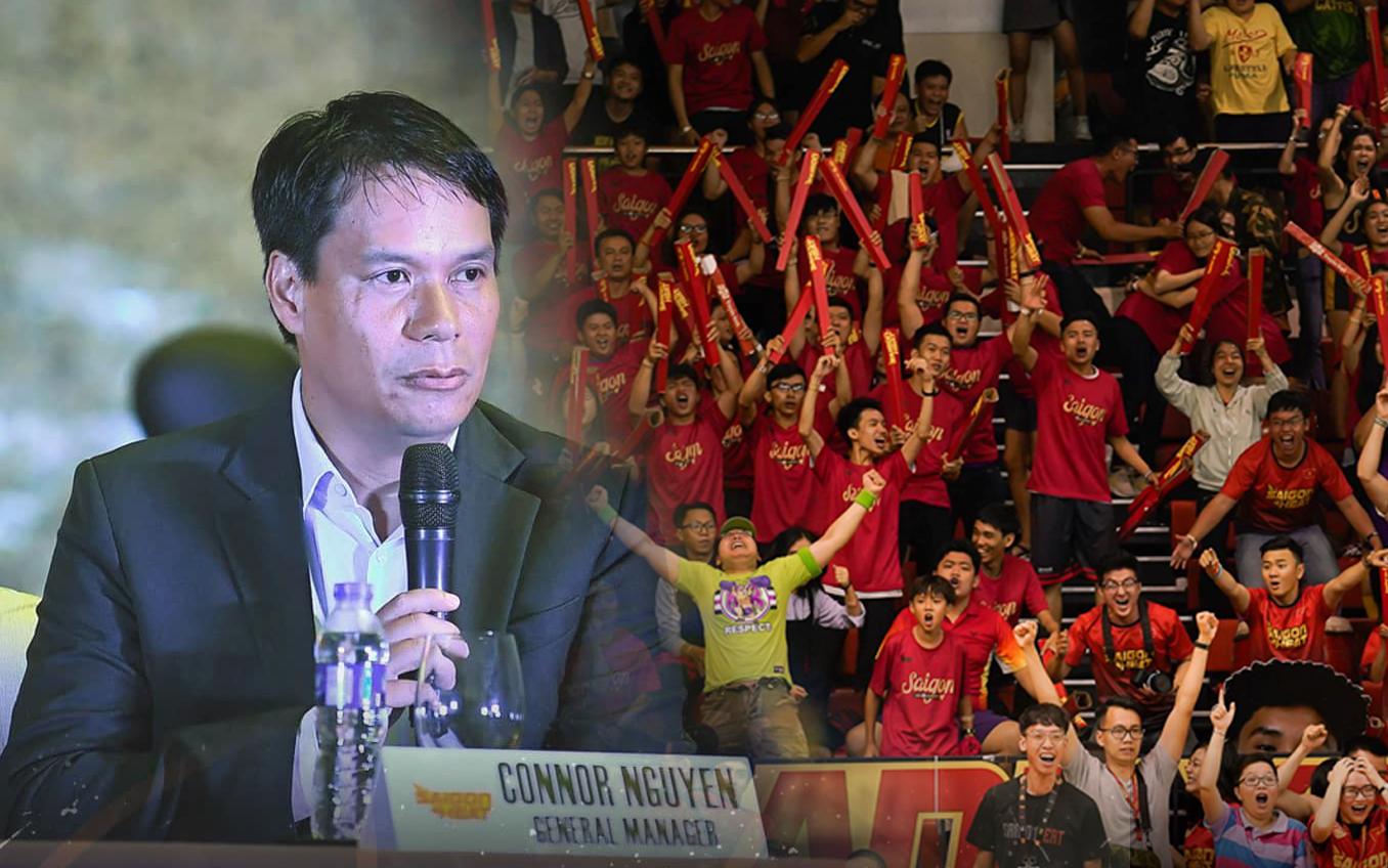 Bác bỏ lời đồn giải thể ABL, ông chủ Saigon Heat hé lộ kế hoạch của giải đấu trong tương lai