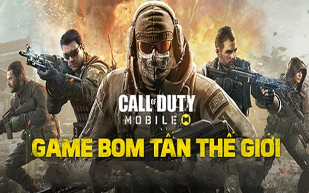 VNG công bố giải Vô Địch Quốc Gia của Call of Duty Mobile VN: Đấu game Mỹ, thắng tiền tỷ!