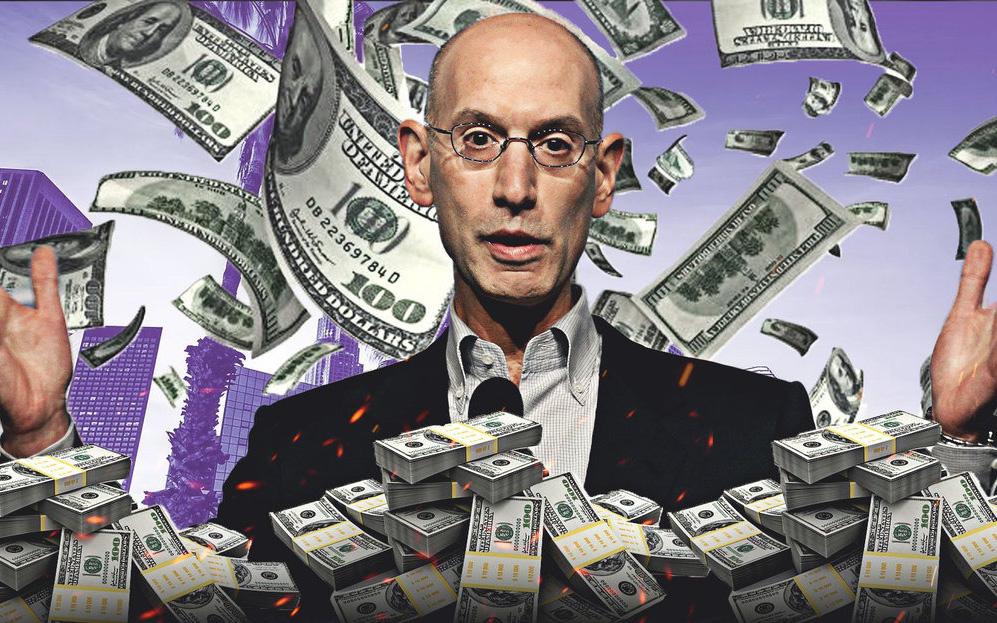 Chủ tịch NBA gây sốc với tuyên bố: ''Chúng tôi trở lại không phải là vì tiền''