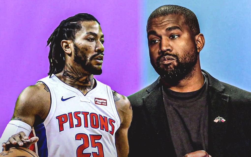 """Kanye West hứng """"gạch đá"""" từ MXH vì thiết kế mới của phiên bản Yeezy mang tên ngôi sao NBA Derrick Rose"""