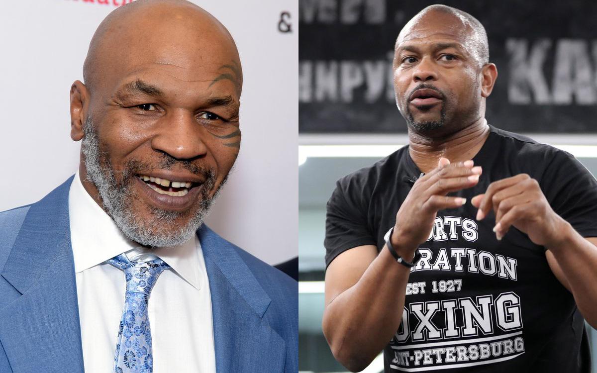 Trận đấu giữa Mike Tyson vs Roy Jones Jr bị hoãn tới cuối tháng 11?