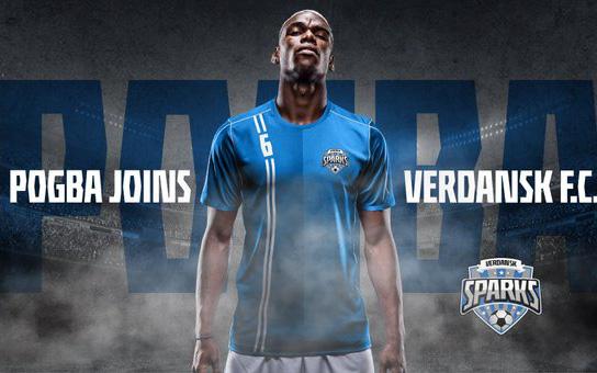 """Siêu sao Paul Pogba khiến fan """"Quỷ đỏ"""" ngỡ ngàng với thông gia nhập Verdansk FC, hoá ra là đội tuyển Esports chuyên nghiệp"""