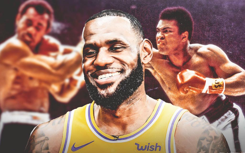 Tiếp bước Kobe Bryant, LeBron James được xướng tên ở lĩnh vực điện ảnh với 2 giải thưởng danh giá