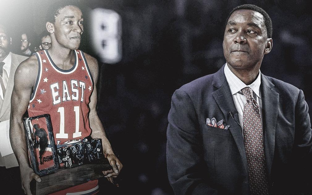 Sau hơn 1 năm trời bị đánh cắp, chiếc cúp MVP sắp về lại với huyền thoại Isiah Thomas