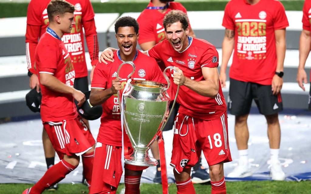"""Bayern thu về số tiền thưởng cực """"khủng"""" sau khi lên ngôi tại Champions League"""