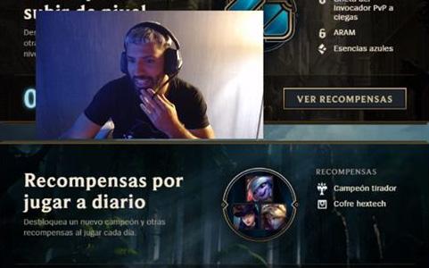 """Sergio Aguero khiến khán giả """"mù mắt"""" trong lần đầu thử sức LMHT trên sóng stream"""