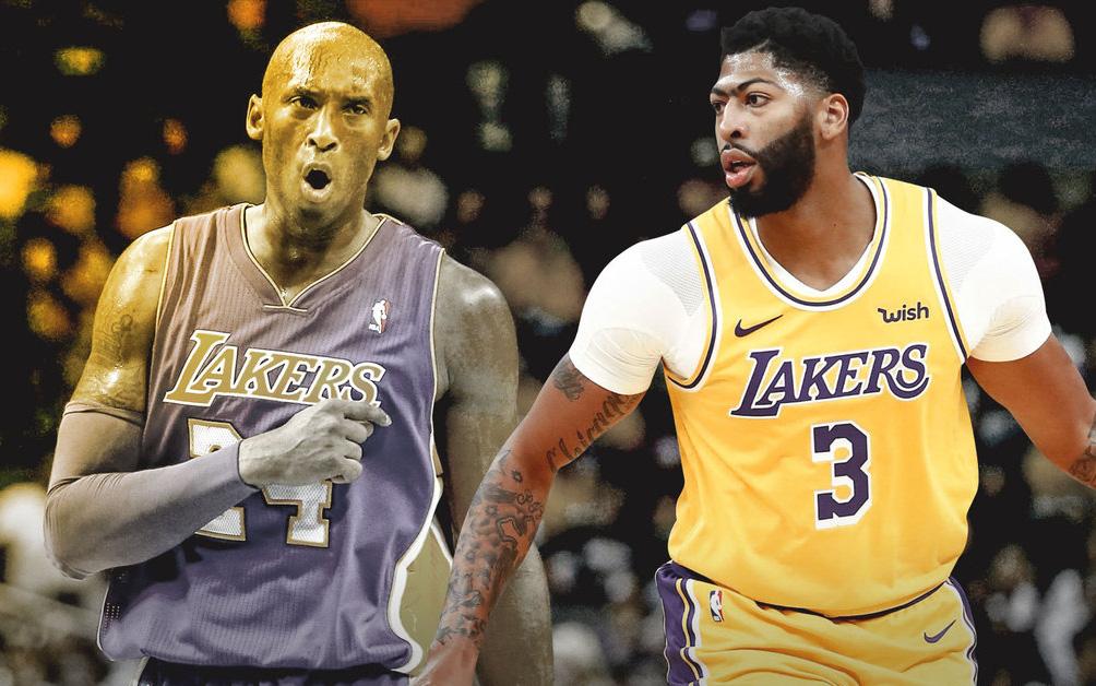 """Anthony Davis """"nổi da gà"""" khi tái lập kỷ lục của cố huyền thoại Kobe Bryant"""
