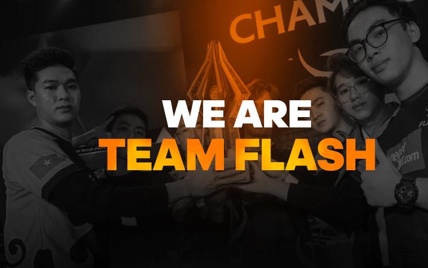 Tin vui cho NHM Team Flash: Fanpage đội Liên Quân Mobile và Free Fire chính thức hoạt động bình thường trở lại