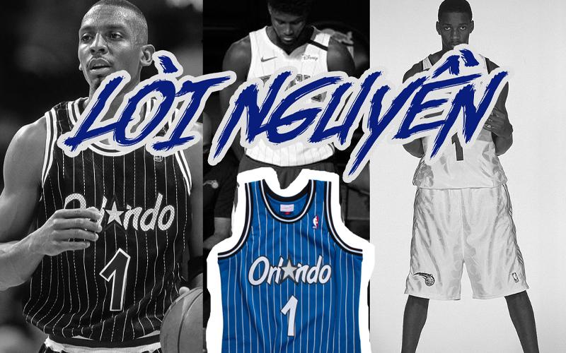 """Câu chuyện khó tin về số áo bị dính """"lời nguyền"""" tại Orlando Magic"""