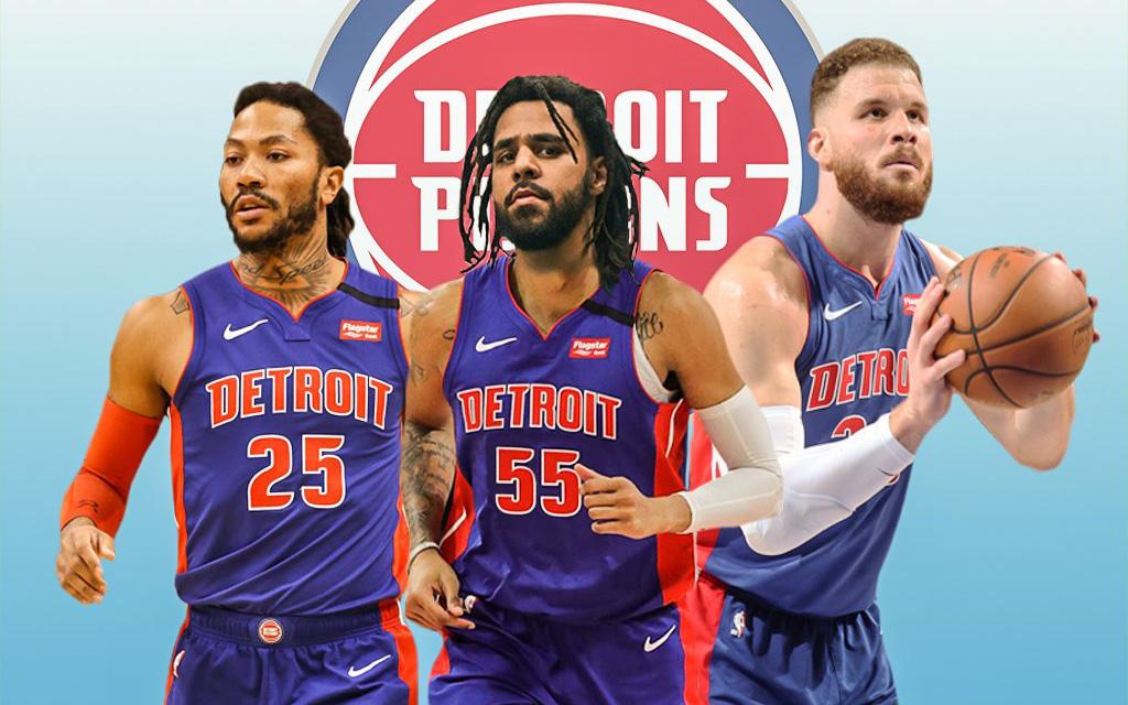 """Rapper J.Cole được trao cơ hội """"để đời"""" từ đội bóng Detroit Pistons"""