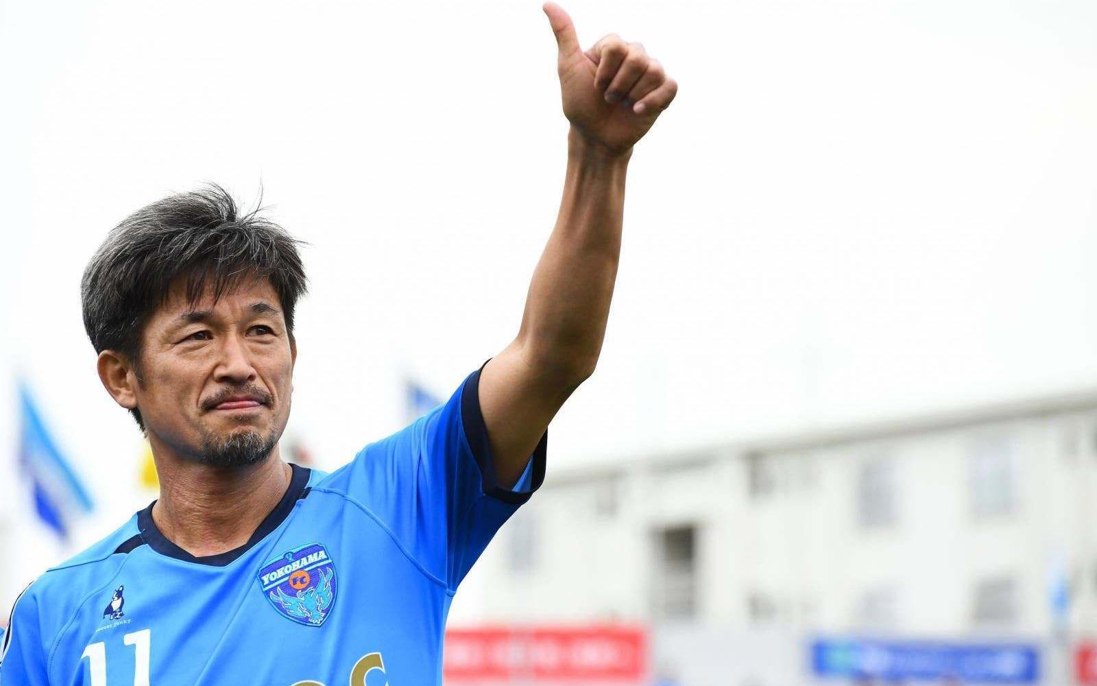 """""""Ông nội"""" 53 tuổi Miura, bảo vật quốc gia của xứ sở Mặt trời mọc"""