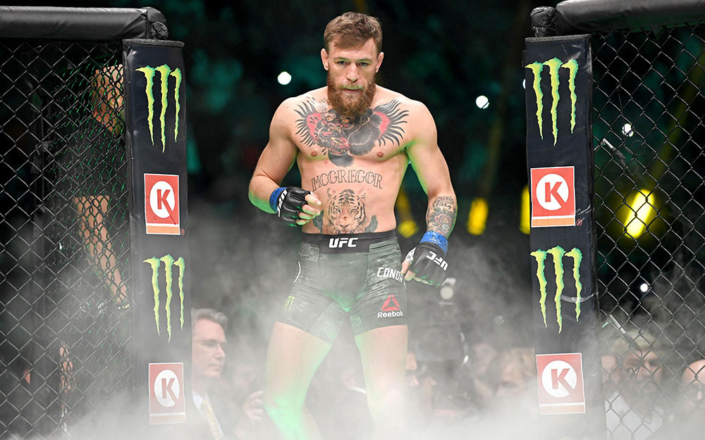 UFC dự định để Conor McGregor trở lại vào năm sau: Chúng tôi có nhiều dự định thú vị và anh ta cũng rất hào hứng