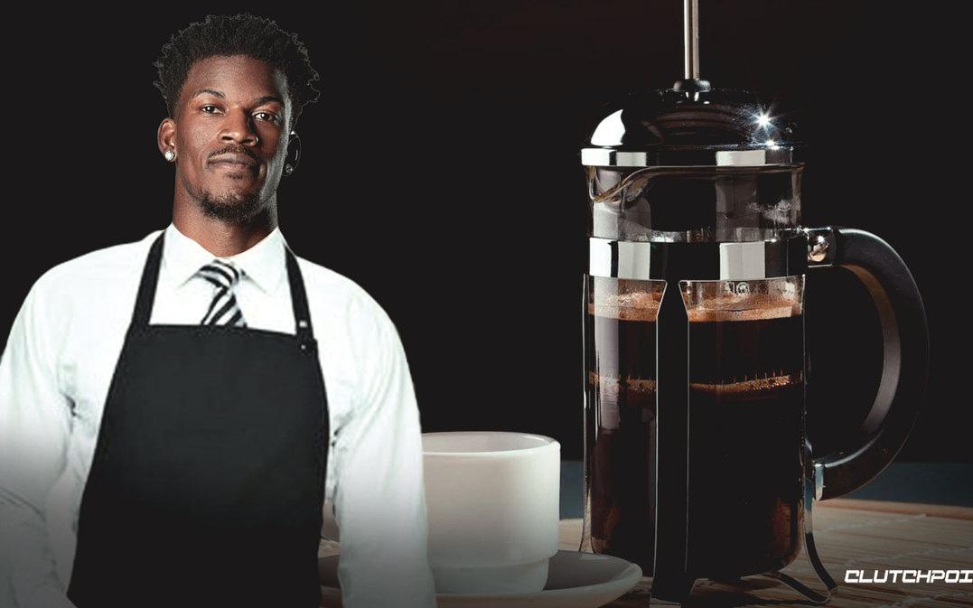 Thành công ở khu cách ly, Jimmy Butler đầu tư mạnh tay cho thương hiệu cafe cá nhân