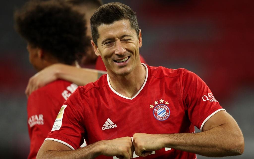 """Nhà vô địch châu Âu tái hiện chiến thắng """"kinh hoàng"""" 8 bàn trước Barcelona trong trận khai màn Bundesliga"""