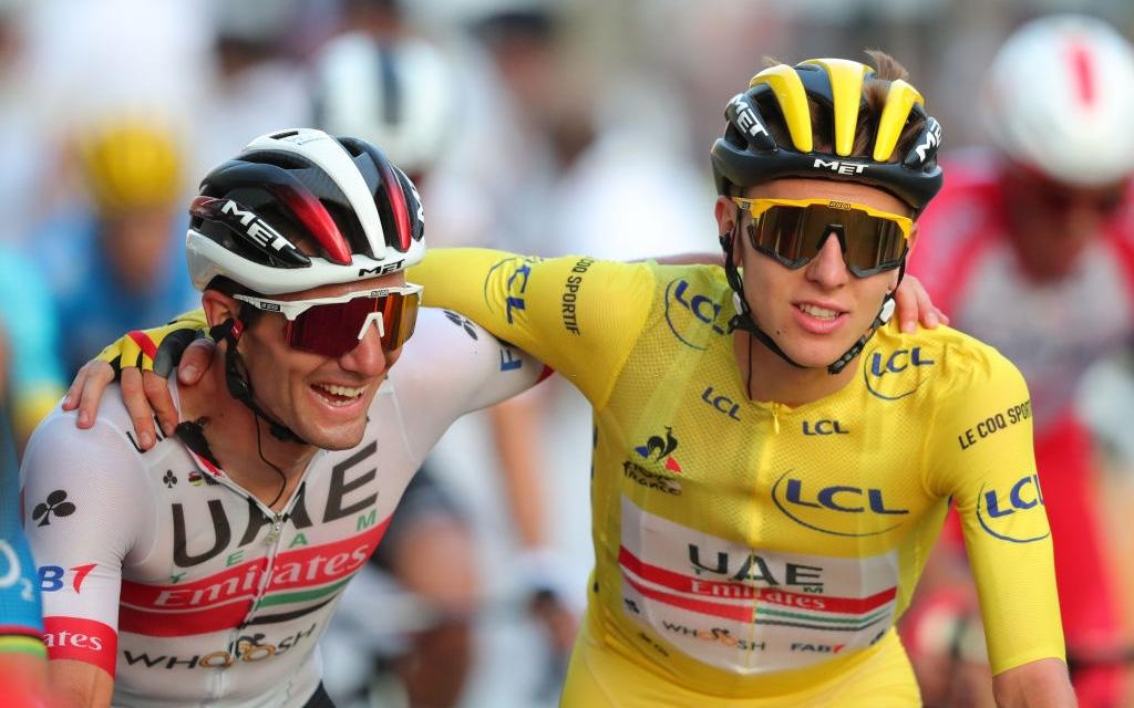 Giải đua xe đạp danh giá Tour de France tìm ra nhà vô địch trẻ nhất trong vòng 111 năm qua