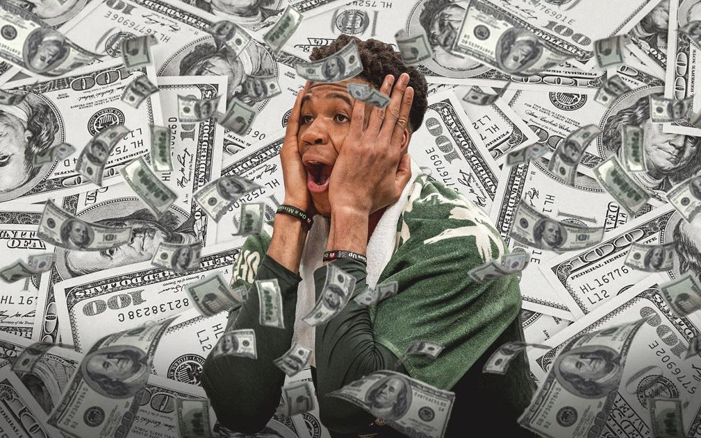Giật mình trước cái giá ngất ngưởng để sở hữu tấm thẻ thể thao của Giannis Antetokounmpo: Vượt luôn kỷ lục 1,8 triệu USD của LeBron James