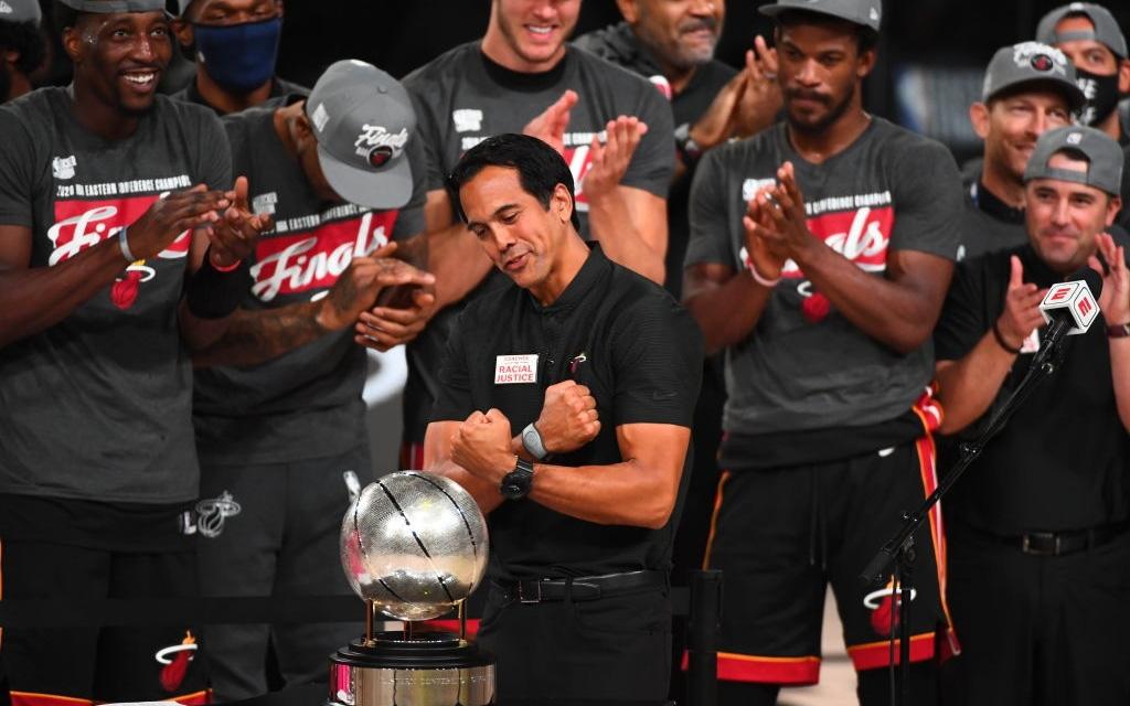 HLV Erik Spoeltra: Thành công đến từ mỗi nấc thang trong sự nghiệp tại Miami Heat