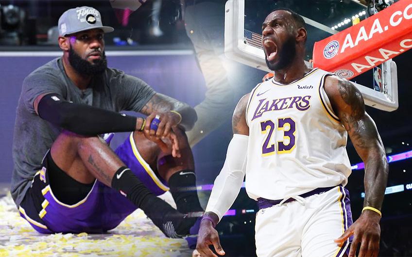 """LeBron James: Thành trì sự nghiệp 17 năm chưa đủ thoả mãn tinh thần """"không thoả hiệp"""" của """"Nhà Vua"""""""